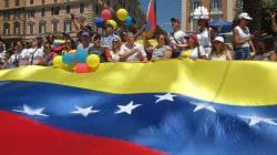 Venezuelans Around the Globe Rally in Protest Vote Against Maduro
