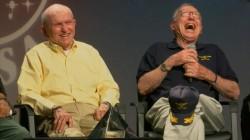 Apollo Astronauts Reunite to Celebrate 50th Anniversary