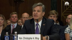 FBI Dir. Nominee Wray Pledges 'Strict Independence' From Political Influence