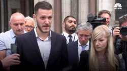 Charlie Gard's Parents: 'We Will Let Our Son Go'