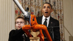 Family of boy who wowed Obama opens up about his battle with schizophrenia