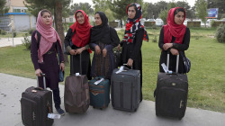 Afghanistan's All-Female Robotics Team Heads to U.S. After Trump Intervenes