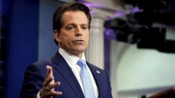 Scaramucci: 'I Don't Have Any Friction' with Sean Spicer