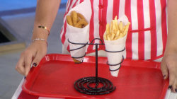 French fries or onion rings: Which are the better boardwalk bites?