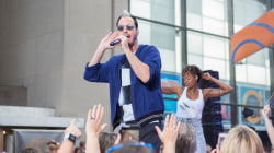 Watch Fitz and the Tantrums perform 'HandClap' live on TODAY