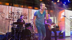 See country singer Russell Dickerson perform 'Yours' live on TODAY