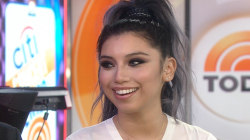 Kirstin Maldonado of Pentatonix is Elvis Duran's latest Artist of the Month