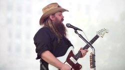 Chris Stapleton performs 'Second One to Know' live on the TODAY plaza
