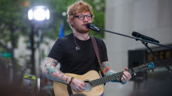 See Ed Sheeran perform 'Galway Girl' live on the TODAY show