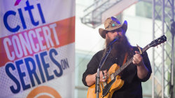 Watch Chris Stapleton perform 'Broken Halos' live on TODAY
