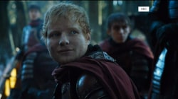 Ed Sheeran's 'Game of Thrones' cameo defended by director