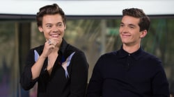 Harry Styles and Fionn Whitehead talk about their 'Dunkirk' acting roles