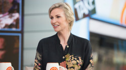 Jane Lynch talks about playing Janet Reno in 'Manhunt: Unabomber'