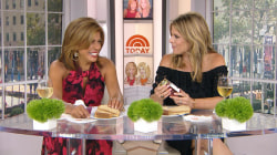 Watch Hoda Kotb and Jenna Bush Hager try peanut butter and 'Drunk Jelly'