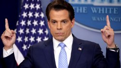 Anthony Scaramucci vows to crack down on leaks from White House