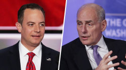 Donald Trump names Gen. John Kelly chief of staff after Reince Priebus ousted