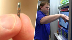 Wisconsin company offers to implant tiny microchips in its employees