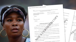 Venus Williams responds in wrongful death lawsuit over car accident