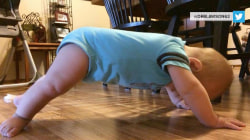 See TODAY viewers' babies do planking poses like Hoda's Haley Joy