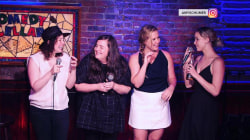 Jennifer Lawrence makes surprise appearance onstage with Amy Schumer