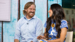 Chip and Joanna Gaines reveal the cover of Chip's new book live on TODAY