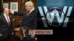 'SNL,' 'Westworld' lead Emmy nominations with 22 each