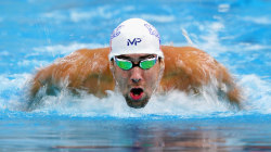Michael Phelps didn't race a REAL shark, and some are disappointed