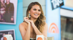 Chrissy Teigen on motherhood, food, and babies who look like John Legend