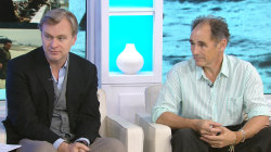 'Dunkirk' director and actor: It's 'one of the greatest stories in human history'