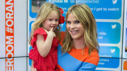 Jenna Bush Hager brings daughter Mila to work on TODAY