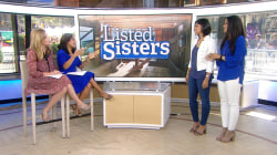 'Listed Sisters' share dramatic before-and-after photos of home renovations