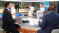 TODAY anchors reveal texts they wished they never sent