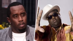 After Tupac Shakur and Biggie Smalls died, Sean Combs wanted to 'promote peace more'