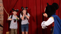 Foster children get adoption surprise at Disney World