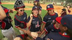 Meet the Nation's First Travel Girls Baseball Team