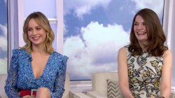 Brie Larson and Jeannette Walls tell TODAY about 'The Glass Castle'