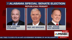 Alabama Special Election Primaries Face Dismally Low Turnout