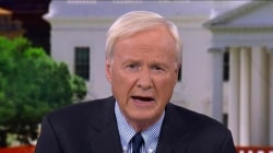 Matthews: Trump is defending those who march with Nazis