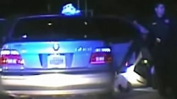 Woman sues over police strip search captured on dashcam 2 years ago
