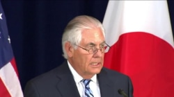 Military action against North Korea is possible, Tillerson and Mattis insist