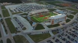 Record Amount Spent on Texas Football Stadium