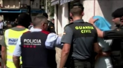 Terror attacks in Spain: Manhunt underway for at least one more suspect