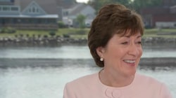 Sen. Collins: 'Too Difficult To Say' If Trump Will Be 2020 Nominee