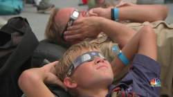 Americans Unite for Eclipse Viewing