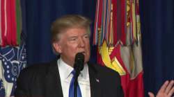 Lawrence: Trump announced he won't announce troop increase