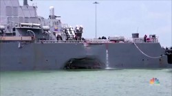 USS John McCain Collision: Families of Missing Sailors Speak Out