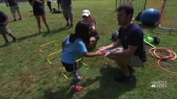 'Camp No Limits' Gives Children Limitless Opportunities