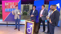 Watch Kathie Lee and Hoda battle Guys Tell All panel in trivia smackdown