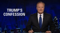 Lawrence: Trump's most important lie is about himself