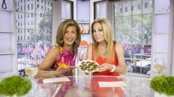'I'm shocked!' Watch Kathie Lee and Hoda try chocolate pickles